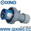 Waterproof IEC309-2 2p+E Industrial Plug Socket AC 220-240V 16A AMP