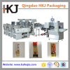 High Quality Touch-Screen Full Automatic Noodle Packaging Machine with Three Weighers
