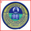 Woven College School Badge for Uniform (YH-WB004)