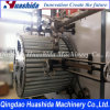 Hollow Wall Metal Reinforced Pipe Making Line / Pipe Extrusion Line