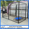 Black Welded Wire Dog Kennel Panels and Gates