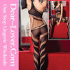 Seductive One Shoulder Swirl Strappy Body Stockings