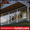 Stainless Steel Tempered Glass Railing (DD002B)