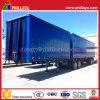 Superlink/ Interlink Curtain Side Semi Trailer for Cargo