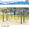Hot Sale Outdoor Swing Playground Slide Equipment (HC-13802)