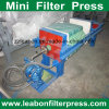 Laboratory Coconut Oil Filter Press Machine
