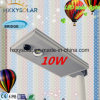 10W All in One Integrated Solar LED Light for Street