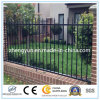 Hot DIP Galvanized Black Outdoor Model Wrought Iron Fence