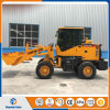 1.0 Tonne Radlader Compact Wheel Loader with Snow Blader