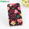 Freesub Sublimation Blanks Cell Phone Cover for iPhone4