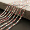 2mm Silver Metal Base Shinning Crystal Rhinestone Cup Chain