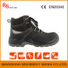 Black Steel Safety Shoes, Police Safety Shoes Malaysia Snn411