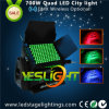 700W LED Wall Lamp/LED Floodlight 180PCS*3W RGB 3in1