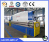 Export WC67 hydraulic press brake machine, hydraulic bending machine