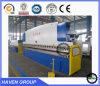 Export WC67 hydraulic press brake machine, hydraulic bending machine