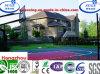 Modular Outdoor Interlcoking Basketball Sport Flooring System Tiles