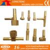 Brass Bundle Connector for CNC Cutting Machine