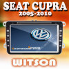 Witson Seat Cupra DVD GPS Touch Screen (W2-D9235V)