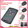 Smart Key for Auto Without Logo Renault Laguna with 2 Buttons 433MHz