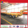Multi Axle Hydraulic Lowbed Semi Trailer