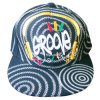 Custom Fitted Baseball Cap with Nice Logo Gj1716