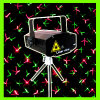 120MW Red and Green Laser Light, Decoration Lights