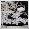 Battery Operated Snowflake Christmas Decorations LED Fairy Lights