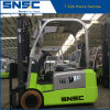 Snsc 1.8 Ton Three Wheel Electric Forklift