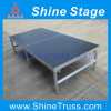 Used Stage Portable Aluminum Folding Stage