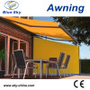 Aluminum Plastic Folding Screen for Side Awning (B700)