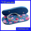 2016 Beautiful Rose Flower Print Lady Flip Flop Sandal