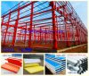 Steel Building in Poultry House with Automatic Machinery