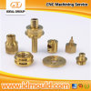 Custom High Precision CNC Turning Lathing Milling Brass Parts