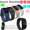 Smart Bracelet with Heart Rate & Blood Pressure & Blood Oxygen A09