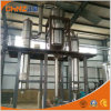 Single-Effect Forced Circulation and Crystallization Vacuum Evaporator