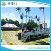 Aluminum Frame Simple Stage Deck