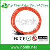 ST-LC Fiber Optic Patch Cord Multimode Duplex