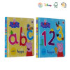 Customized Children Early Teaching Books