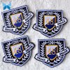 Custom Cheap Embroidery Brand Name Logo Patches for Dress