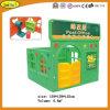 Children Plastic Playground Playhouse Post Office Kxb03-126