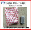 Yanmar Harvester Spare Parts Fuel Filter