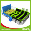 Liben Professional Indoor Adults Trampoline for Amusement