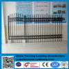 Prefab Decorative Fence and Gate with Zinc Plated
