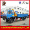 Special Pick up Truck with 8ton Knuckle Crane