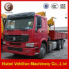 Sinotruk 12tons Telescopic Boom Truck Crane