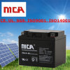 Ce UL SGS ISO Approved Solar Power Batteries 12V