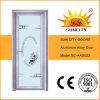 New Desigle Toliet Single Swing Aluminum Front Doors (SC-AAD022)