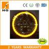 7inch Halo Ring H4 H13 LED Headlight for Jepp Wrangler