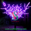 Purple Color LED Cherry Blossom Tree Light
