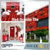 Flooring Stone Tile Granite for Red Color Popular Use in Floor/Bathroom Wall/Stair/Kitchen Countertop